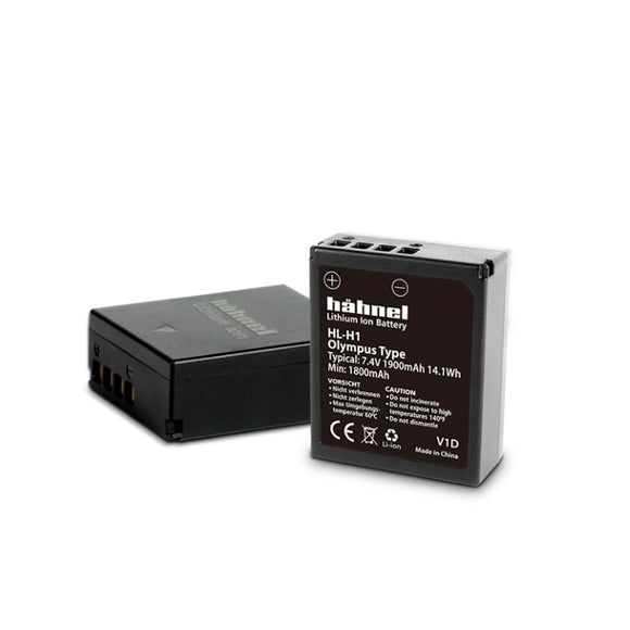 OLYMPUS BLH-1 BATTERY (HAHNEL REPLACEMENT) - 2 YEARS WARRANTY