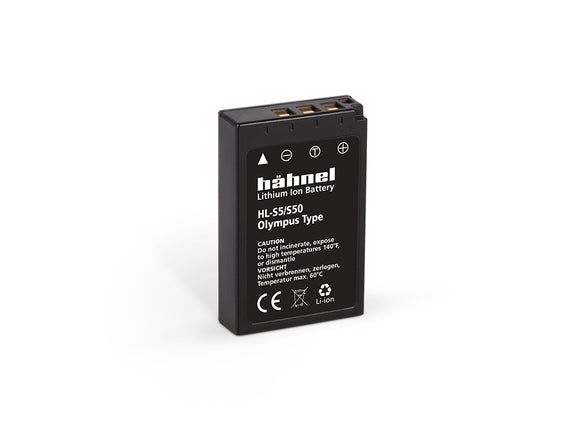 Olympus BLS5/BLS50 Battery (Hahnel replacement)