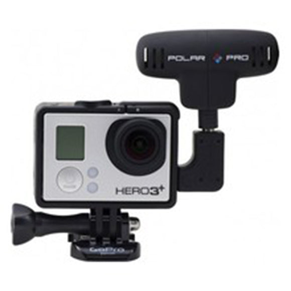 PolarPro GoPro Hero4/3+/3/2 Microphone Kit