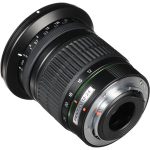 Pentax DA 12-24mm f4 ED AL IF Lens