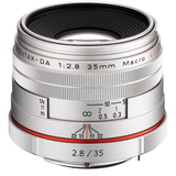 Pentax DA 35mm f2.8 LTD HD Macro Lens