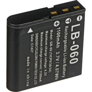 PENTAX LB-060 BATTERY FOR PENTAX XG-1 CAMERA
