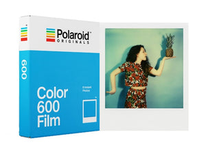 Polaroid 600 Originals Colour Film