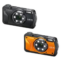 Ricoh WG-6 Waterproof Camera