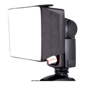 UNIVERSAL FLASH SOFTBOX DIFFUSER 10x10cm - SB1010