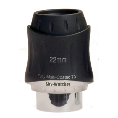 TELESCOPE EYEPIECE 17MM 70 DEGREE WIDE ANGLE LONG EYE RELIEF - 1.25