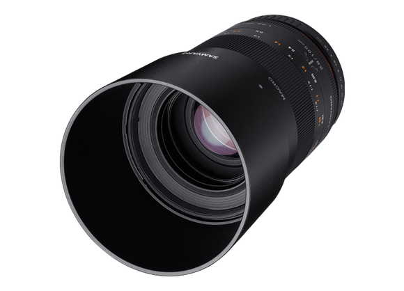 100MM F2.8 MACRO SAMYANG LENS FOR SONY E MOUNT