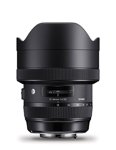 Sigma 12-24mm f/4.0 DG HSM Art Lens for Sigma
