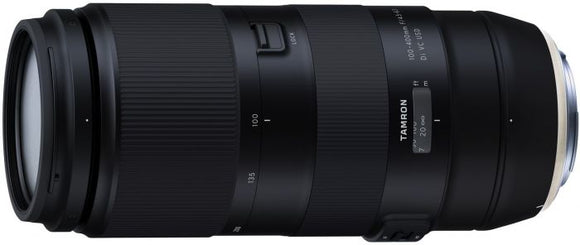 100-400MM F4.5-6.3 TAMRON LENS FOR CANON