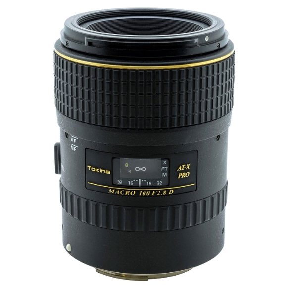 Tokina 100mm f2.8 PRO DX Lens for Canon