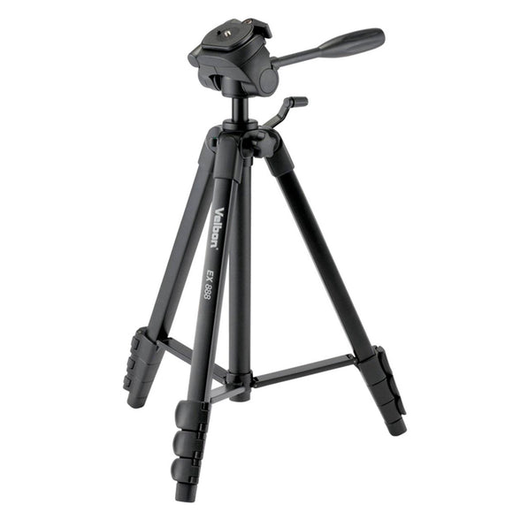 Velbon EX-888 4 Section Tripod With Carrying Case
