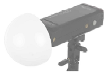 WITSTRO ADS17 LIGHT SPHERE DIFFUSER