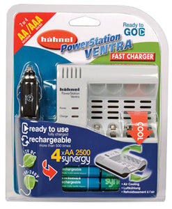 Hahnel Ventra Powerstation Fast Charger