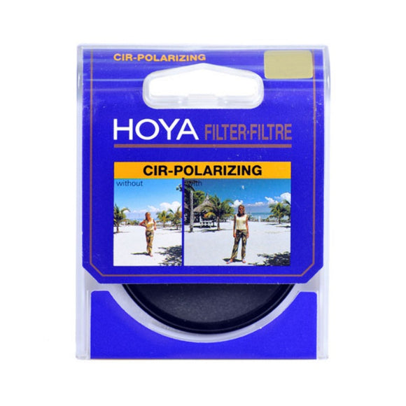 37MM CIRCULAR POLARISING FILTER (37MM CPL) HOYA BRAND
