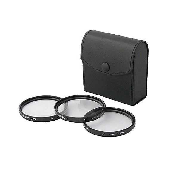 58MM CLOSE UP FILTER SET MARUMI