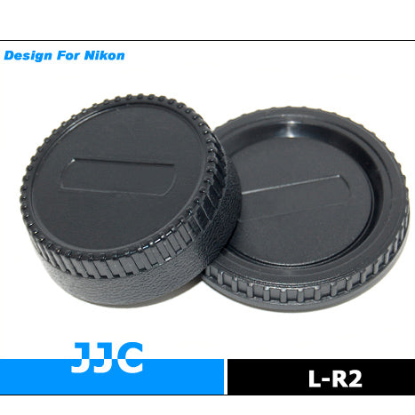 REAR LENS/BODY CAP NIKON