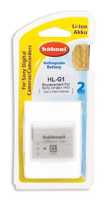 Battery Sony NP-BG1 (Hahnel brand replacement)