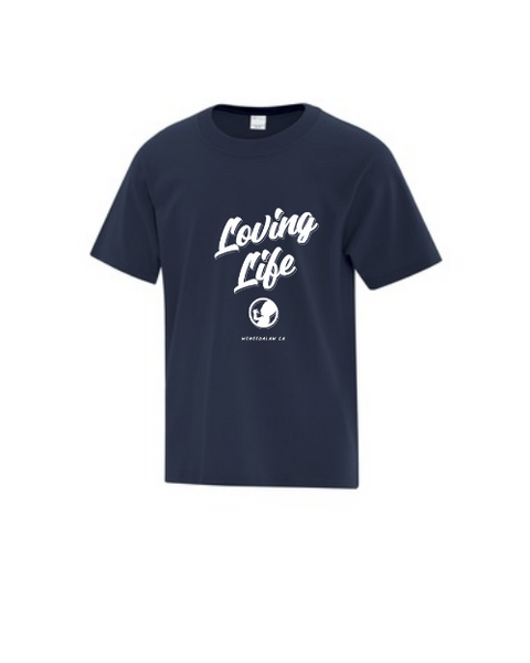 Youth Tee: Loving Life