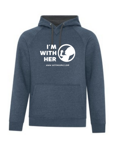 Men's I'm with Her Hoodie