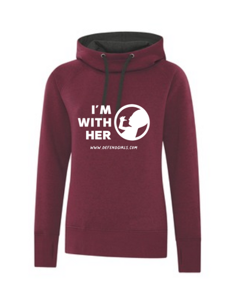Women's I'm with Her Hoodie