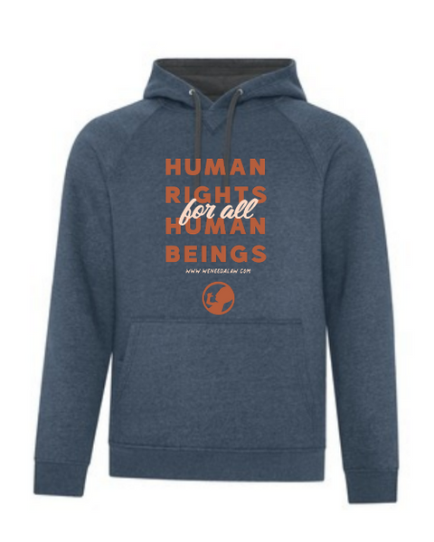 Men's Human Rights for All Human Beings Hoodie