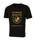 Men's 'Human Rights For All' T-Shirt