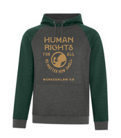Men's 'Human Rights For All' Hoodie