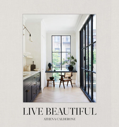 Live Beautiful, Book