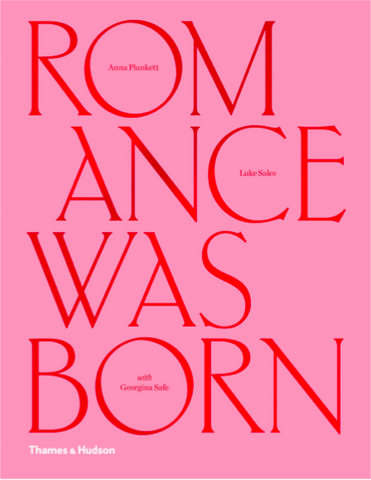 Romance Was Born, A Love Story with Fashion, Book