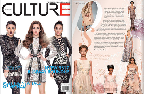 Featured: CULTURE Magazine