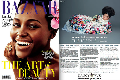 Featured: Harpers Bazaar