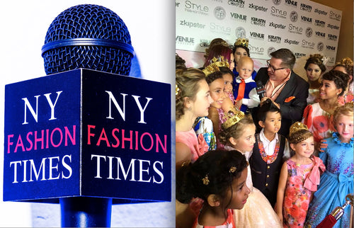 Featured: NY Fashion Times Interview