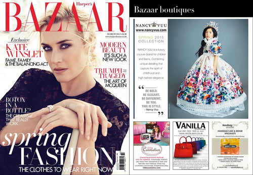 Featured: Harpers Bazaar UK