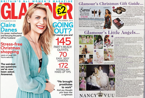 Featured: Glamour UK