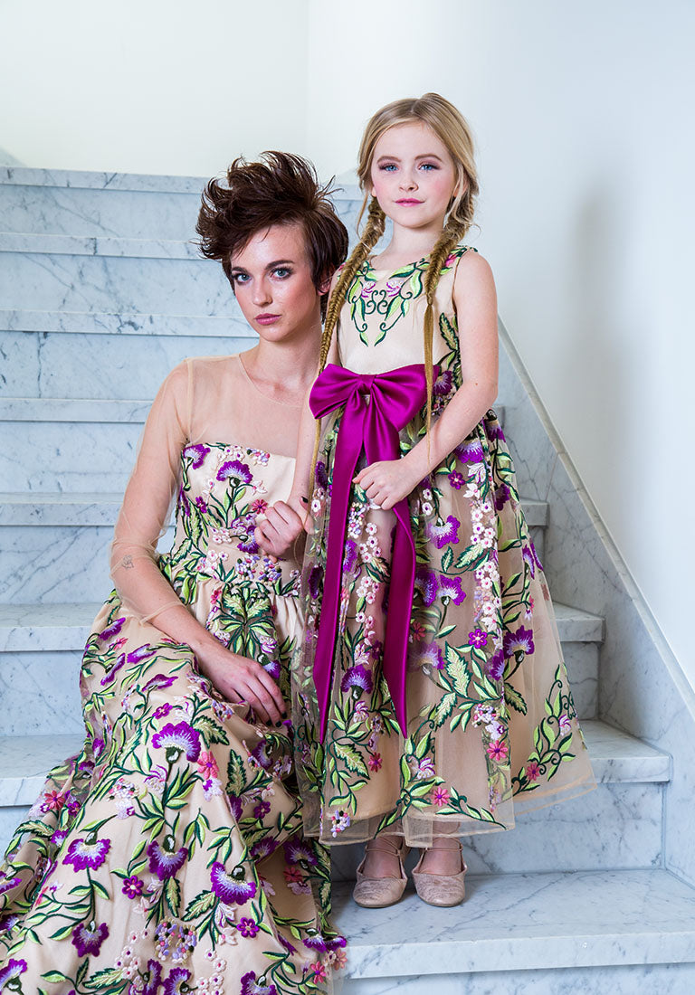 Mommy and Me Fashion Shoots