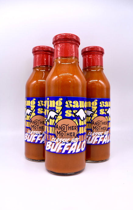 Classic Hot Buffalo Wing Sauce - Another Mother Fermentorium