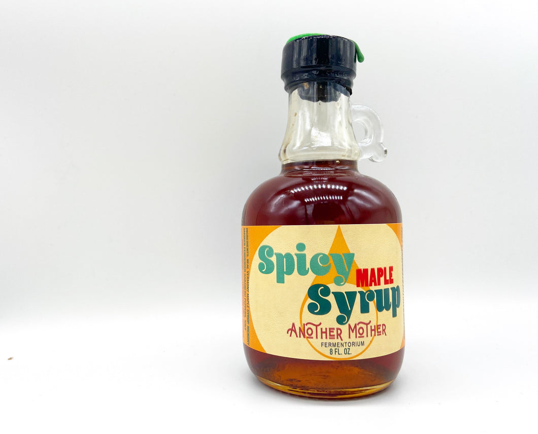 Spicy Maple Syrup - Another Mother Fermentorium