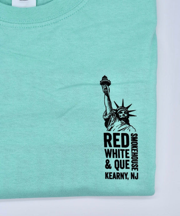 Lady Liberty T Shirt - Another Mother Fermentorium