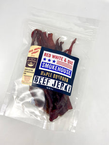 Maple Bourbon Beef Jerky - Another Mother Fermentorium