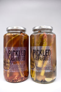 Pickled Asparagus - Another Mother Fermentorium
