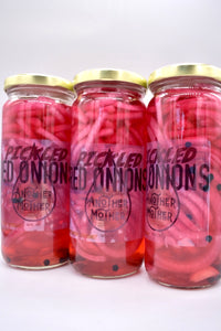 Pickled Red Onions - Another Mother Fermentorium