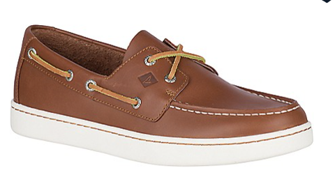 Sperry-Men's-Sperry Cup 2 Eye Lthr-Tan, STS18791-Brown, STS18789-S19