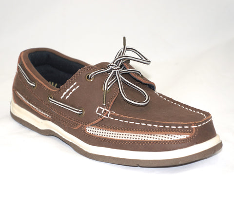 Island Surf-Men's- Cod-11011- Parchment, Dark Brown, Navy