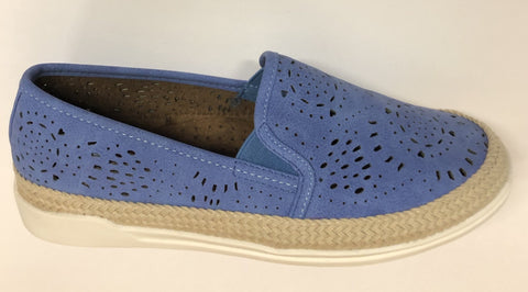 Patrizia by Spring Step-Logan-Blue,Beige-S18