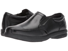 Nunn Bush Myles Street Slip On - Black