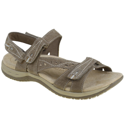 Earth Origins- Sophie Sandals-7204057- Sedona Brown, Navy, Black, Platinum