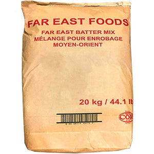 (BULK ) (FAR-EAST) BATTER MIX 遠東雞波粉, 20kgx1