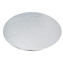 Load image into Gallery viewer, (BULK) THIN CAKE BOARD, SILVER 銀咭