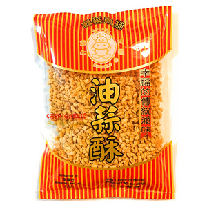 (BULK) (GOLDEN-BUFFALO) CRISPY GARLIC 金牛牌油蒜酥, 8ozx20