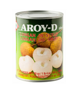 (AROY-D) LONGAN IN LIGHT SYRUP